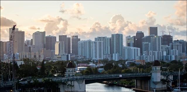 A Miami Morning