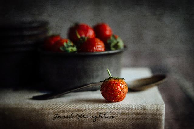 More Strawberries!