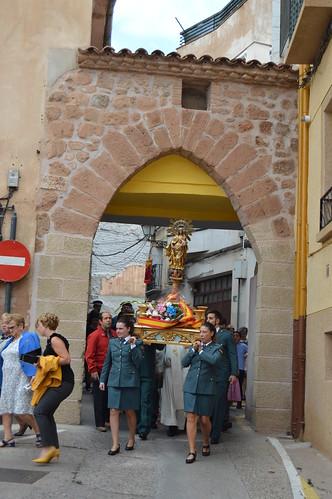 Procesión Virgen del Pilar 2018