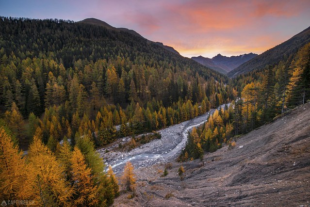 Colorful morning - Val Trupchun