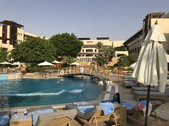The Dead Sea Marriott Resort & Spa, Jordan.