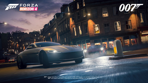 FH4 Best of Bond Aston Martin DB10 Chase | by MyXbox.gr