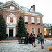 Governor's Residence Hosts Trick-or-Treat Night