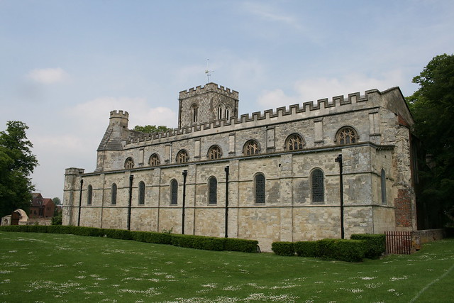 Dunstable priory