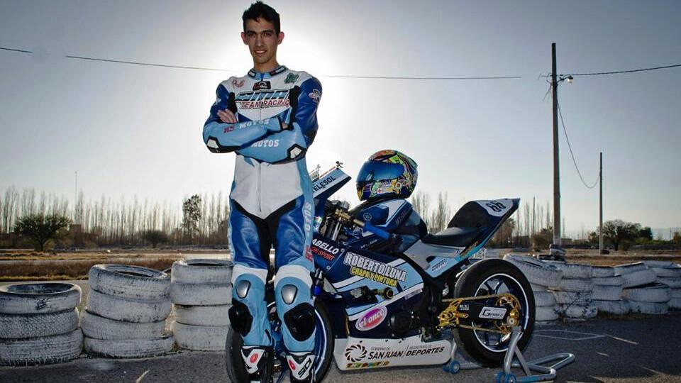 2018-10-08 DEPORTES Cinco sanjuaninos correrán en una de las categorías teloneras del Superbike2