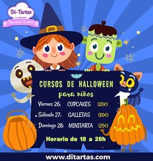 cursos halloween niños 18 copia | by DiTartas