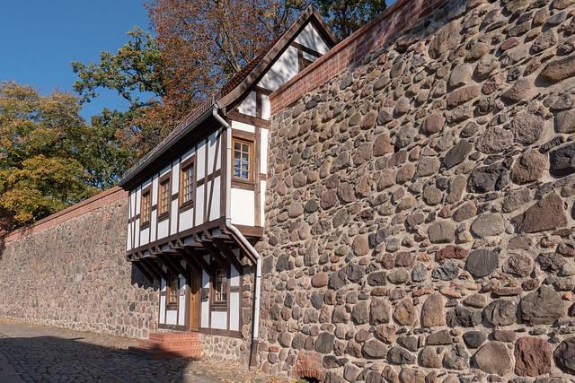 Neubrandenburg: Wiekhaus - Wiek house