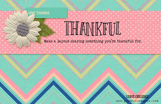 LC 53 thankful | by Pixel Scrapper
