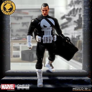 Mezco - MDX: OPS Punisher | by manumasfotografo