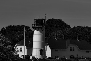 chatham light house from the bay | by joseph_kelly58