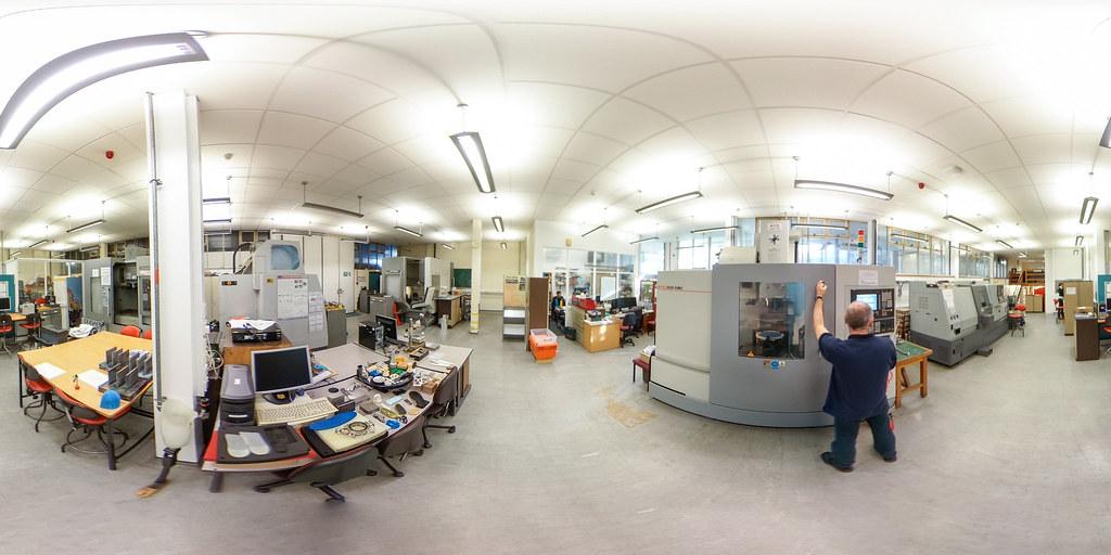 Manufacturing lab | University of Bath | Flickr