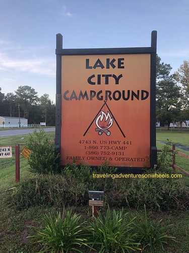 TAOW Lake City Campground