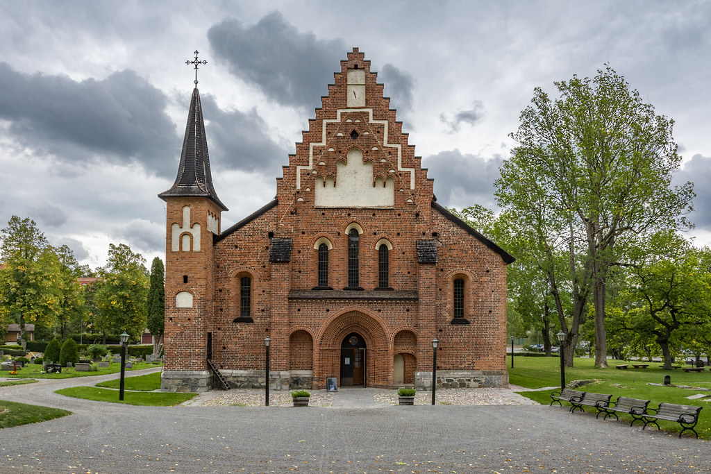 St  Mary's Church, Sigtuna, Sweden   St  Mary's Church is a