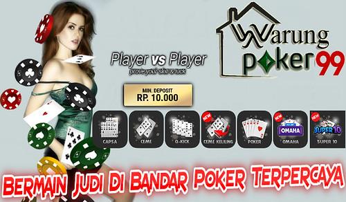 Bermain Judi Di Bandar Poker Terpercaya - Bandar Kartu