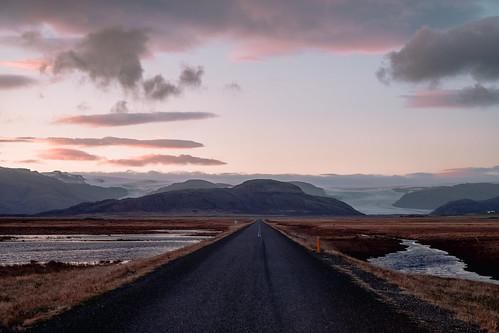 iceland easticeland glacier 2016 sunset fujifilm xpro2