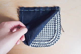 diy chanel skirt with pockets-3 | by Stacyco