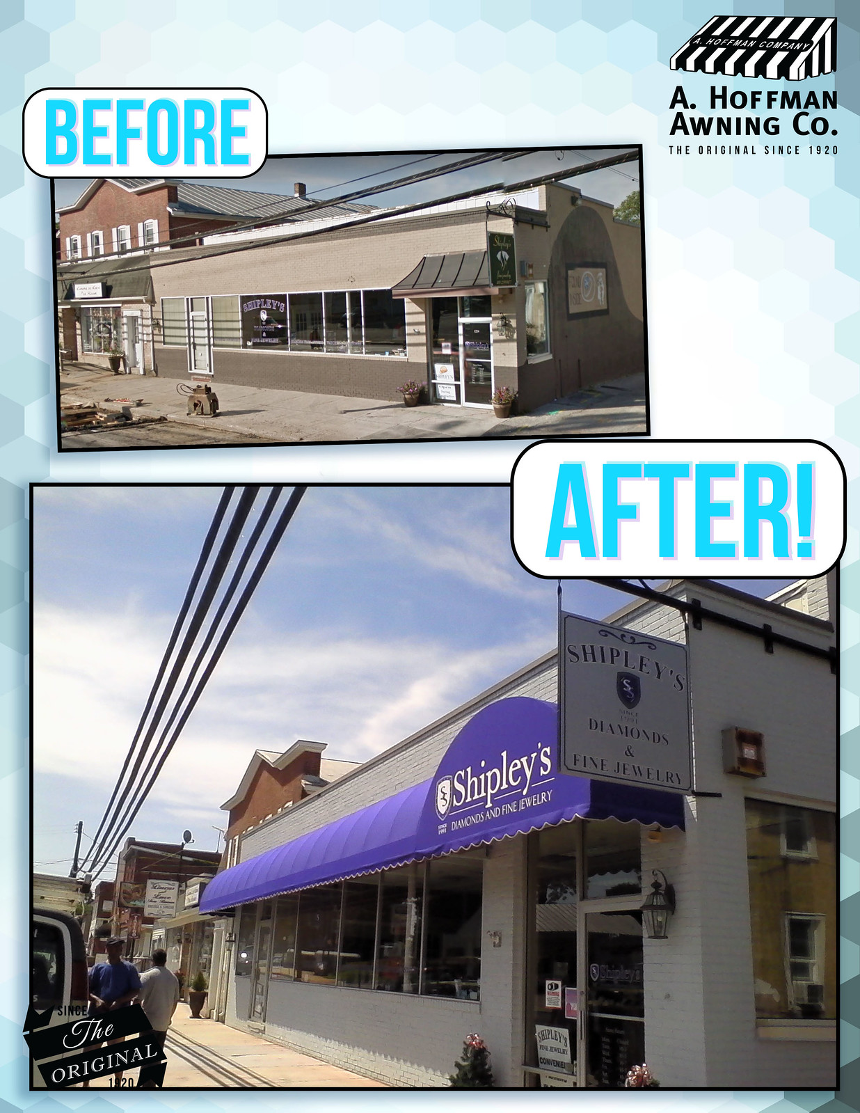 Before And After Jewelry Store