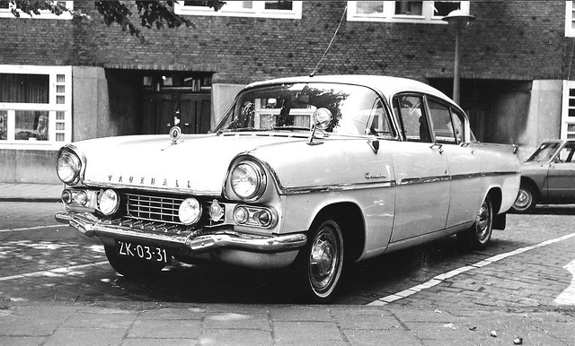 Vauxhall Cresta PA 1958