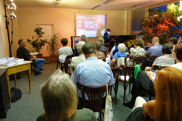 Germany-2018-09-21-An Interfaith Celebration of International Day of Peace