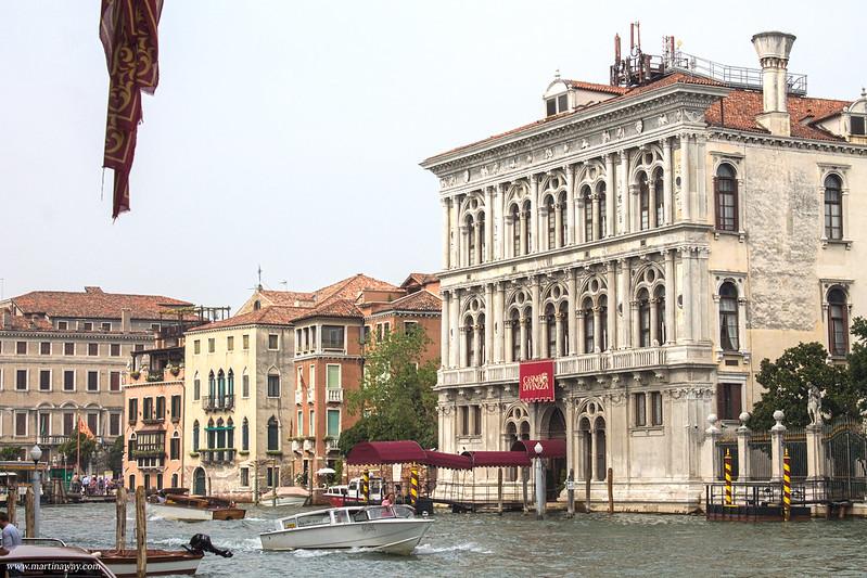 Casino di Venezia visto da San Stae