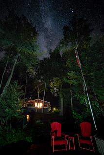 Cottage Night