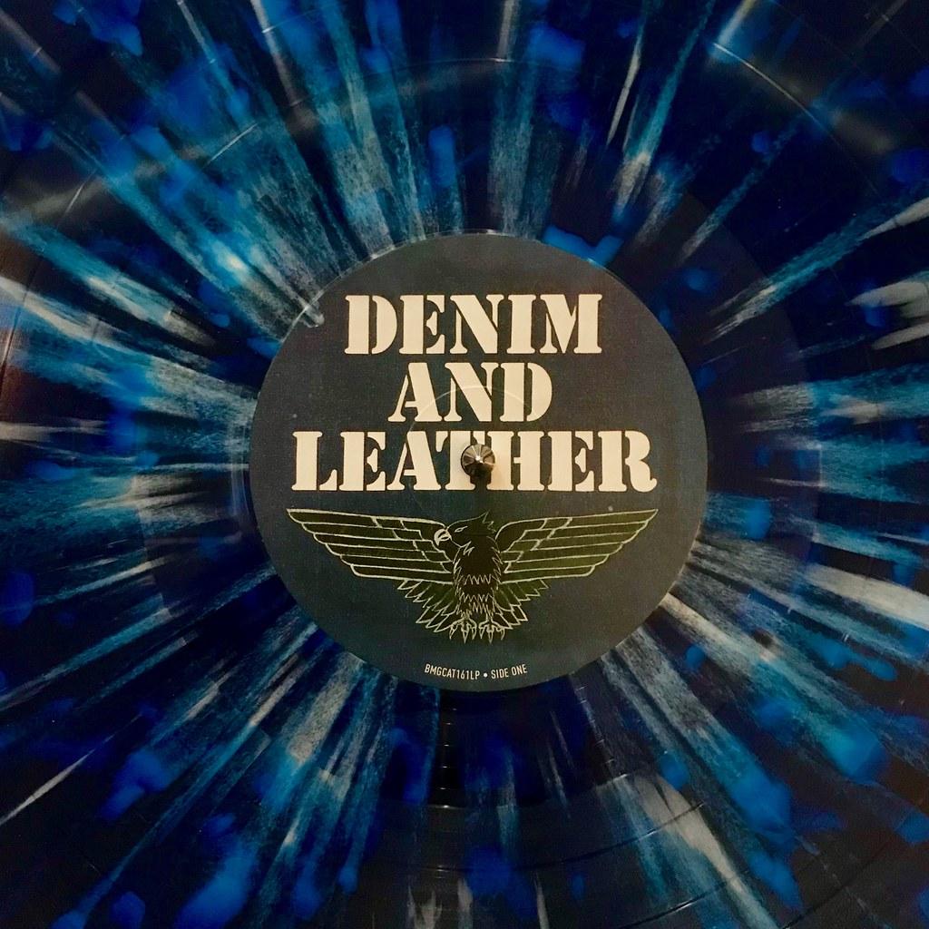 Saxon - Denim and Leather   Mark   Flickr