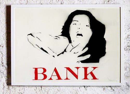 BANK by  JP MALOT