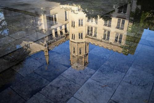 Gothic reflection