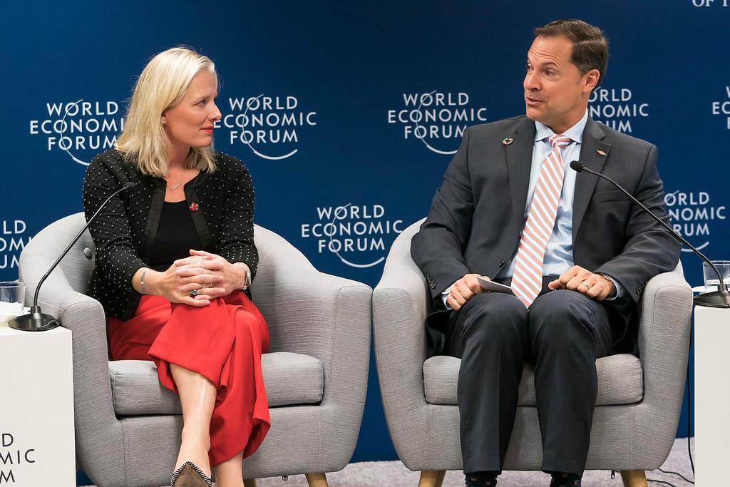 World Economic Forum Sustainable Development Impact Summit