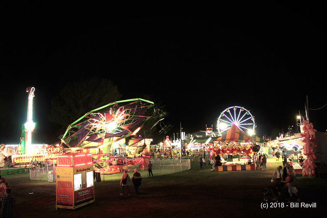 Durham Fair, Thursday night