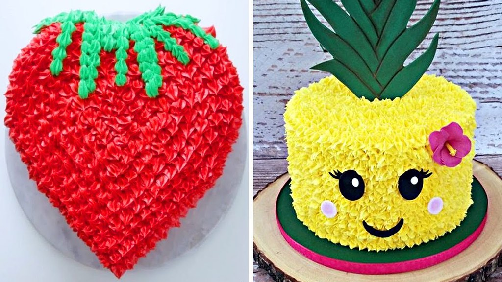 Brilliant How To Decorate Birthday Cake Fruits With Modern Style 2018 Top Personalised Birthday Cards Epsylily Jamesorg