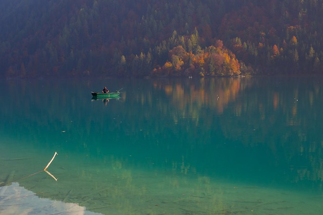 Autumn fisherman ...