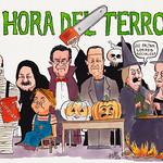 La hora del terror