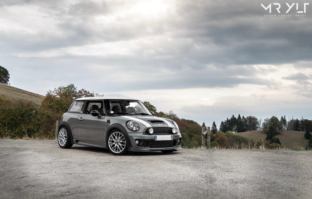 Mini Cooper S Nardo Grey R56 Mrylt Flickr