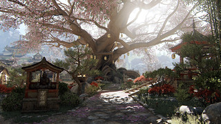 For Honor: Temple Garden (Remaster) | by PlayStation.Blog