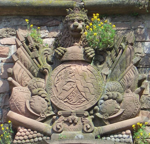 Heidelberg Castle Coat of Arms 1683 | by arthur.strathearn