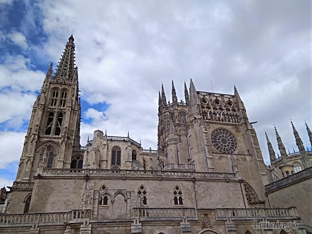 ¿Cuándo se construyó la Catedral de Burgos?