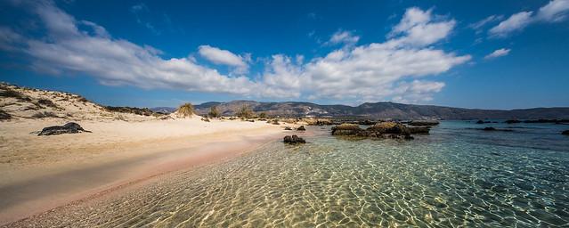 Crete / Κρήτη / Kreta: Elafonisi