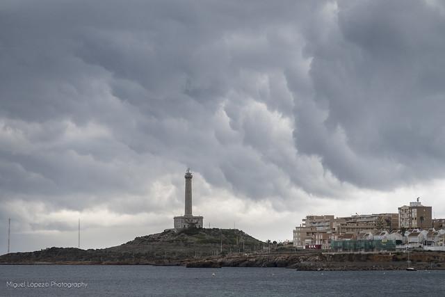 Faro de Cabo de Palos  //  Lighthouse of Cabo de Palos