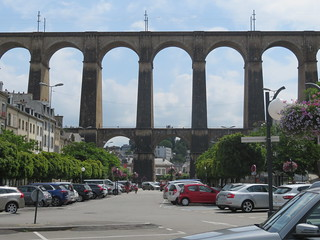 Bretagne - Brittany. The viaduct (viaduc) of Morlaix | by Traveling with Simone