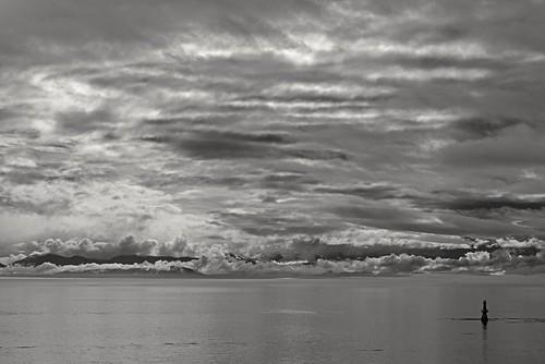 clouds cloudy salishsea ocean pacific juandefuca victoria canada
