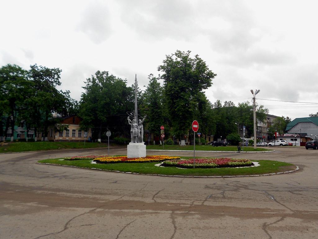 Спасская площадь