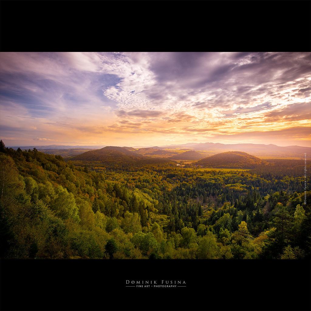 Les Volcans d'Auvergne | France