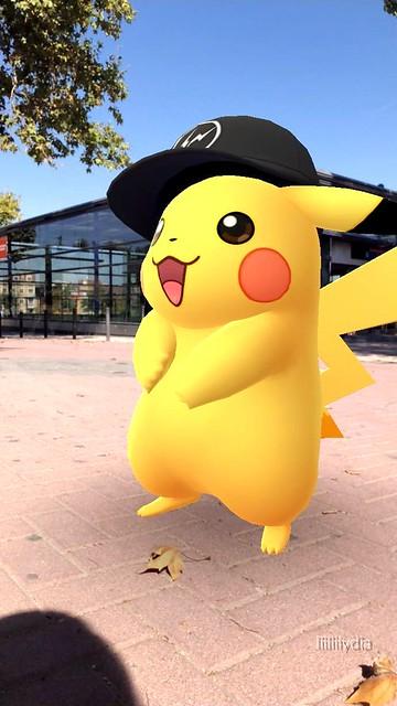 Pikachu DJ