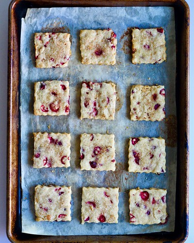 cranberry five-spice cookies   by awhiskandaspoon