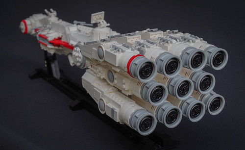Tantive IV engine block