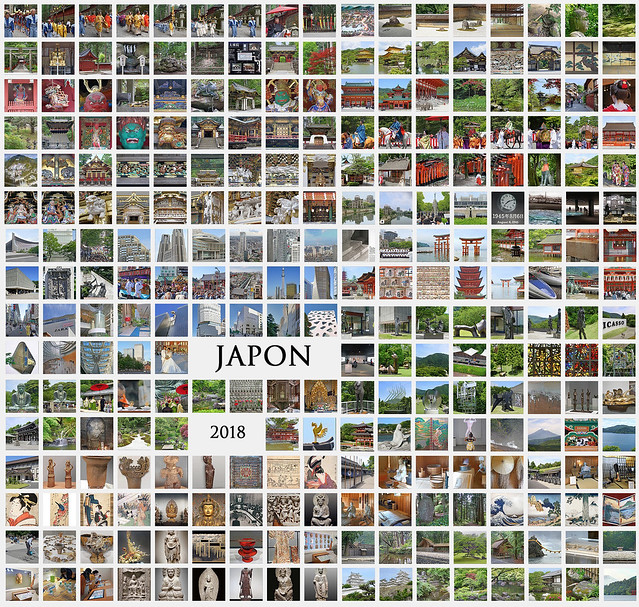Japon, Tour 2018