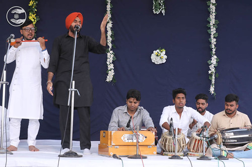 Devotional song by Jagtar Jagga and Saathi from Chandigarh