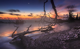 Twilight Arrival on Big Talbot Boneyard | by Charles Opper