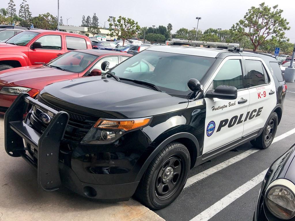 Huntington Beach Police Department K-9 Unit | Stephen Henny